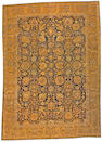 A Tabriz carpet Northwest Persia size approximately 8ft. 2in. x 11ft. 3in.