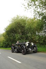 1927 Bentley 6½ Litre Four Seat Tourer  Chassis no. BX2421 Engine no. DH2201