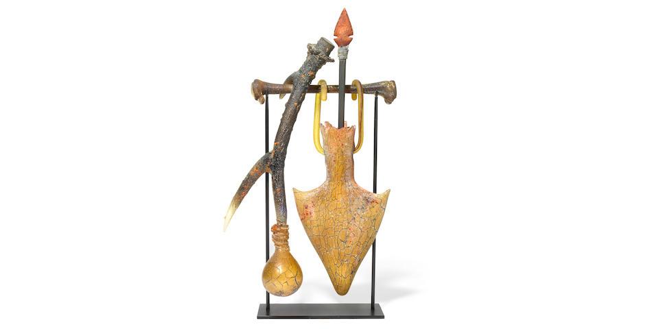 William Morris (American, born 1957) Suspended Artifact, 1994