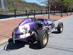 Pikes Peak Special,1948 Brazier Championship Car