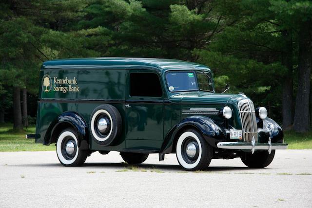 Bonhams : 1938 Reo Speed Delivery
