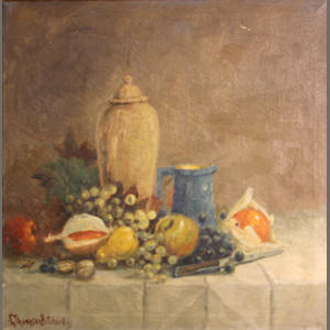 G. Thompson Pritchard, Still Life G. Thompson Pritchard, Still Life G. Thompson Pritchard, Still Life