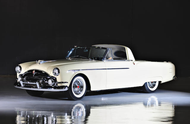1955 Packard SAGA Concept Car