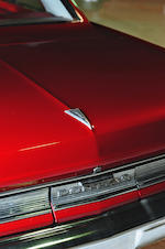 1964 Pontiac GTO - Red  Chassis no. 824P242396