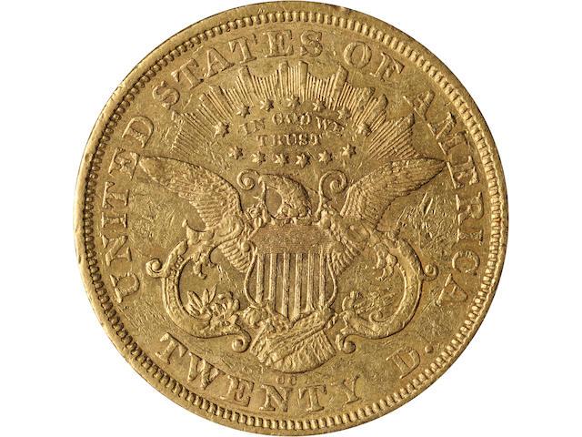 1870-CC $20