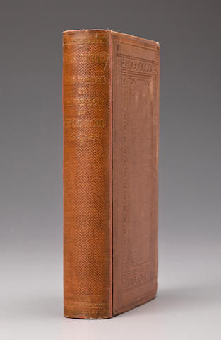 ELIOT, GEORGE. Silas Marner: The Weaver of Raveloe. Edinburgh and London: William Blackwood and Sons, 1861.<BR>