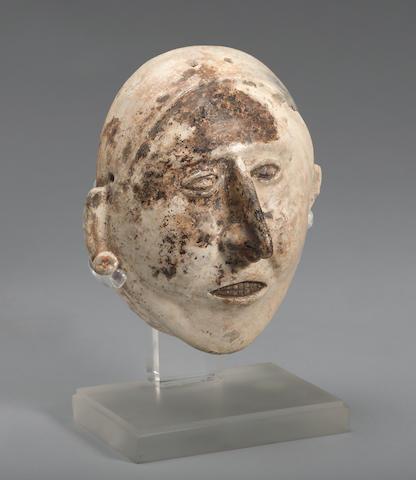 A Jalisco Ameca grey mask