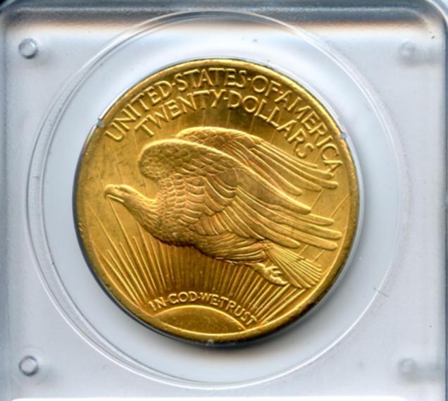 1924 $20 MS63 PCGS