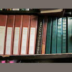 An Large assortment of  Rolls-Royce workshop manuals and technical data, (Qty)
