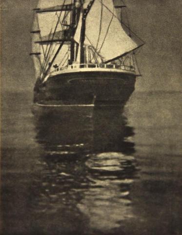 Theodore & Oskar Hofmeister; Sea Calm;