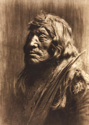 Edward S. Curtis (American, 1868-1952); Selected Image, from The North American Indian; (5)