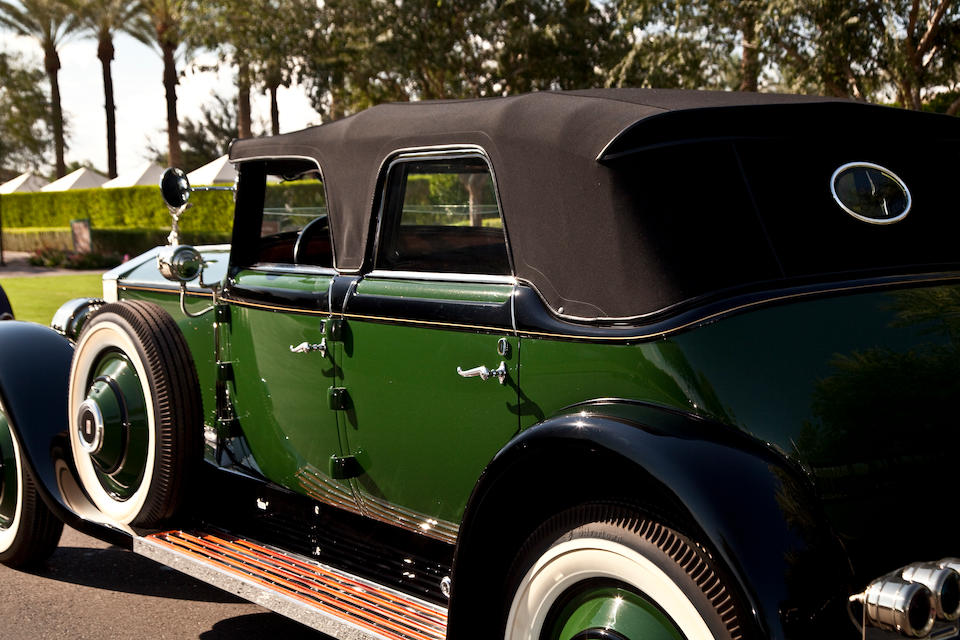 Ex-Marlene Dietrich,1930 Rolls-Royce Phantom I Transformal Phaeton  Chassis no. S317KP Engine no. 20178
