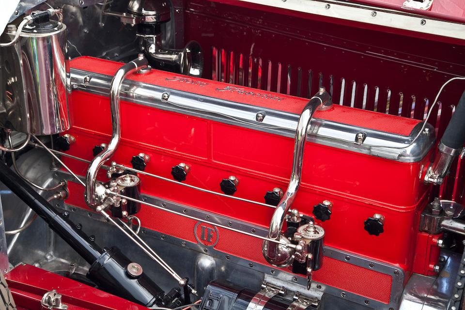 1924 Isotta-Fraschini Tipo 8 Torpedo Phaeton  Chassis no. 384 Engine no. 480