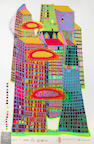 Hundertwasser, Good Morning City K92 or K42