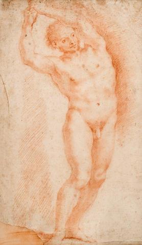 Circle of Andrea Sacchi (Italian, 1599-1661)