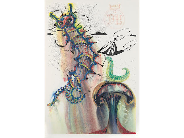 DALI. Alice in Wonderland. NY: 1969.