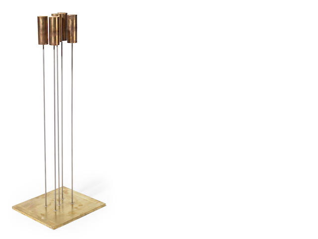 VAL BERTOIA, SOUND SCULPTURE B-1633, 2010.