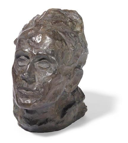 Egon Schiele (1890-1918); Selbstbildnis;