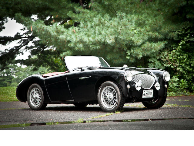 1955 Austin Healey BN1  Chassis no. BN1L223573 Engine no. 1B214732