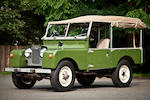 Land Rover Series I SUV  Chassis no. 114703579
