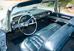 1960 Cadillac Series 62 Convertible  Chassis no. 60F078987