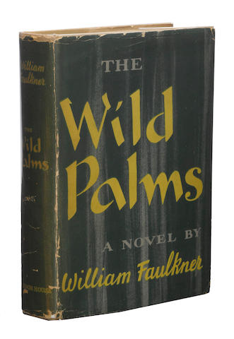FAULKNER, WILLIAM. 1897-1962. The Wild Palms. New York: Random House, [1939].