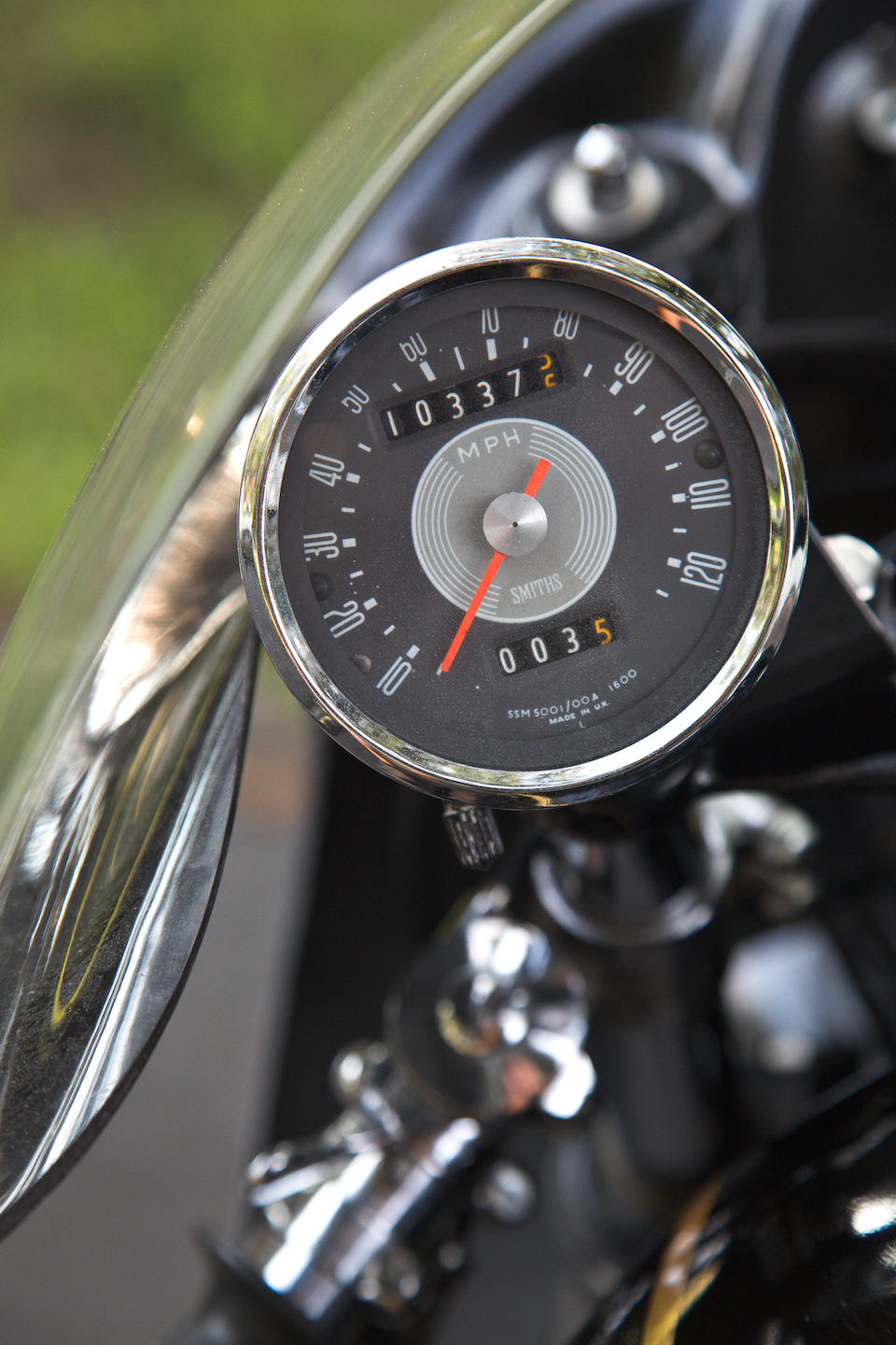 The Last Great Velo,1969 Velocette Thruxton Frame no. RS19381 Engine no. VMT598
