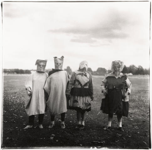 Diane Arbus (American, 1923-1971); Untitled - 4;