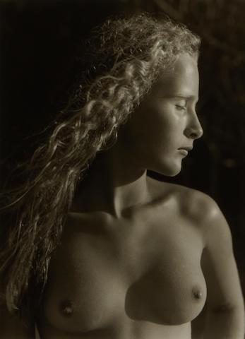 Jock Sturges (American, born 1947); Danielle, Montalivet, France;