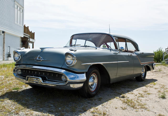 1957 Oldsmobile 88 Holiday Sedan  Chassis no. 57L11162