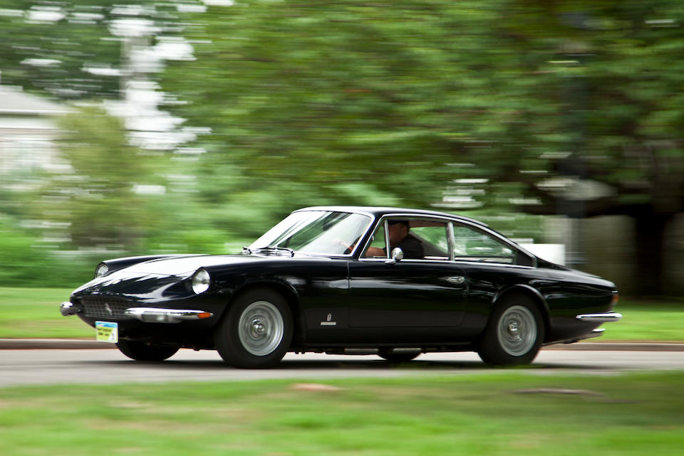 1969 Ferrari 365 GT 2+2 Sports Coupe  Chassis no. 12369 Engine no. 245