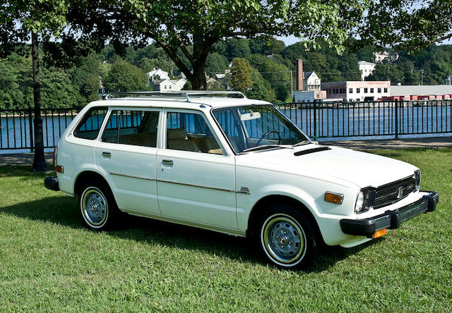 1979 Honda Civic CVCC Wagon  Chassis no. WBA 5004000