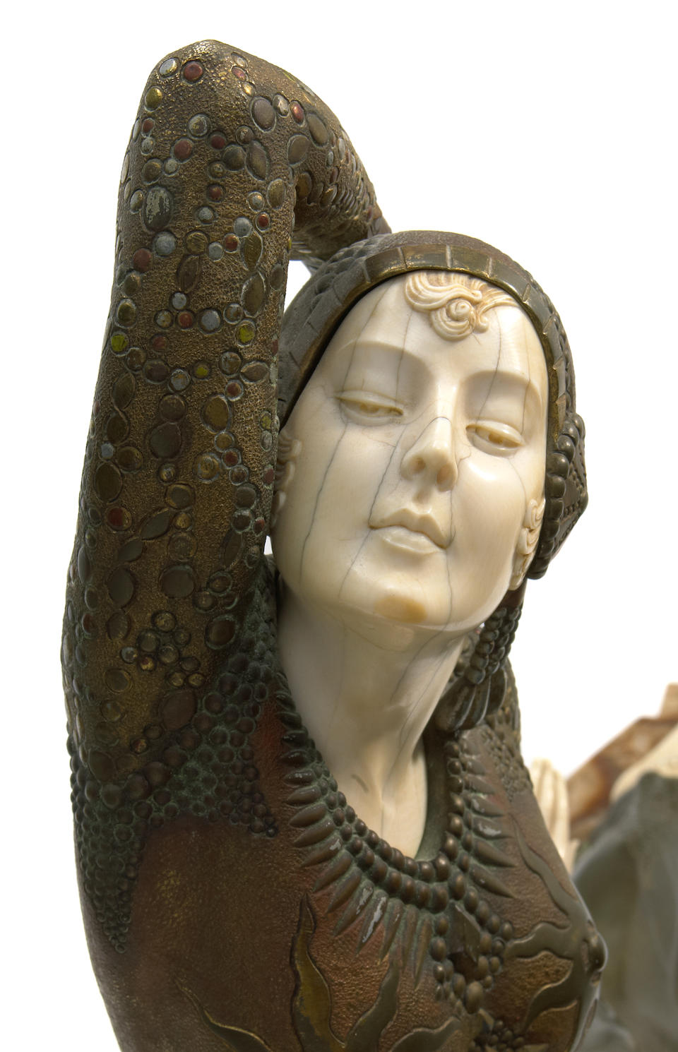 Demetre H. Chiparus (Roumanian, 1886 - 1947) Clara