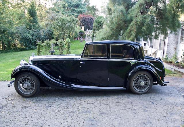 1935 Bentley 4 Door Sedan  Chassis no. B-81-FC