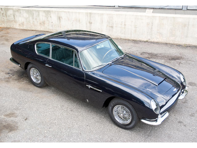 1967 Aston Martin DB6 Vantage Saloon  Chassis no. DB6/2722/L Engine no. 400/2697/V