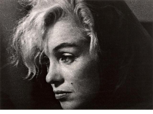 Arnold Newman (American, 1918-2006); Marilyn Monroe, Beverly Hills, California;