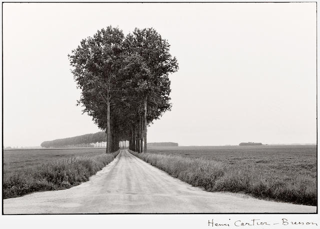 Henri Cartier-Bresson (French, 1908-2004); Brie, France;