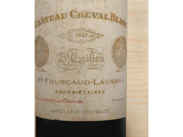 Chateau Cheval Blanc 1947 (1)