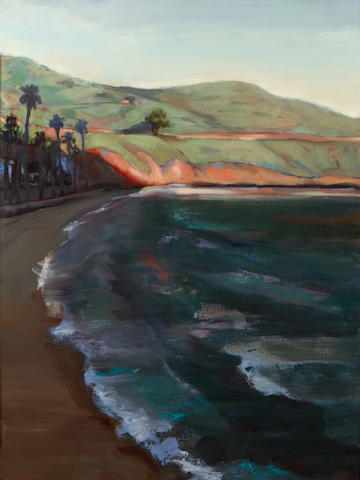 Ann Bridges (American) Beach at the Isthmus, 2005 40 x 30in