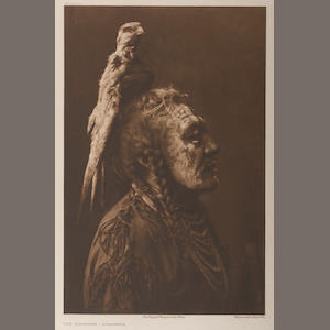 Edward S. Curtis (American, 1868-1952); Two Whistles-Apsaroke, from The North American Indian;