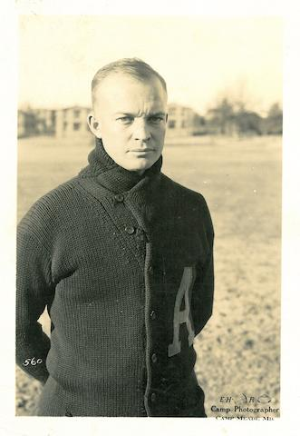 EISENHOWER, DWIGHT D. 1890-1969.