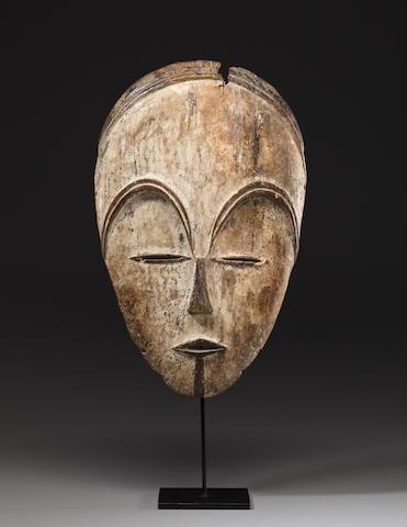 A Vuvi Mask; Congo
