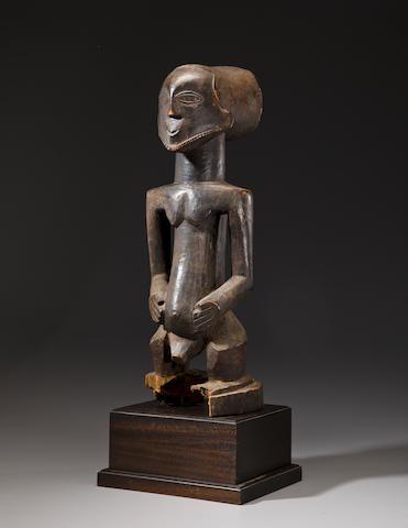 Hemba Male Ancestor Figure, Democratic Republic of the Congo