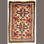 A Kazak rug Caucasus size approximately 5ft. x 8ft.