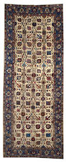 A Kerman carpet  South Central Persia size approximately 6ft. x 15ft.