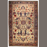 A Serapi carpet Northwest Persia size approximately 12ft. x 18ft. 6in.