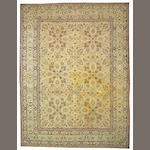 A Kerman carpet South Central Persia size approximately 13ft. 7in. x 17ft. 8in.