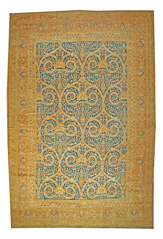 A Khorasan carpet Northeast Persia size approximately 13ft. 4in. x 20ft. 4in.