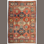 A Fereghan carpet Central Persia size approximately 7ft. 2in. x 10ft. 1in.
