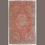 A Lavar Kerman carpet South Central Persia size approximately 13ft. x 20ft.